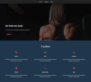 Gym Demo Link