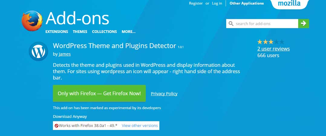firefox-wp-theme-plugin-detector