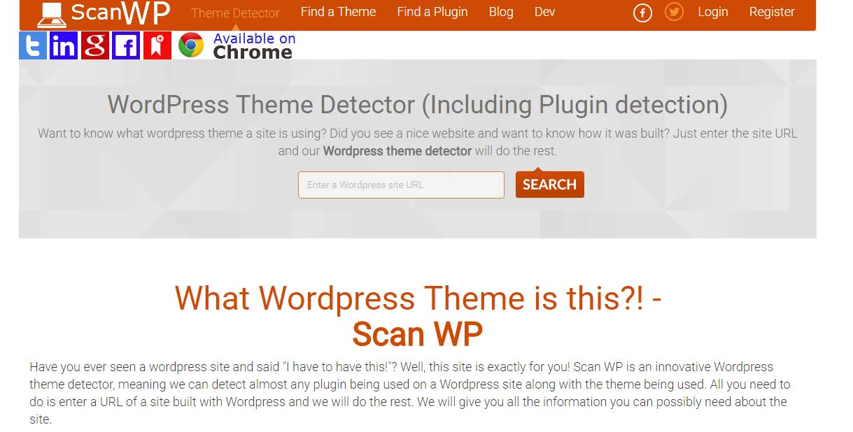 18 Free WordPress Theme Detector Tools Tested and Compared