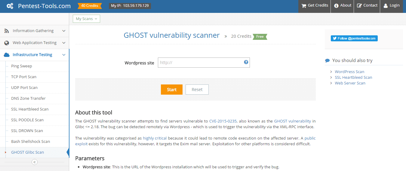 ghost-vulnerability-scanner-online-penetration-testing-tools-ethical-hacking-tools