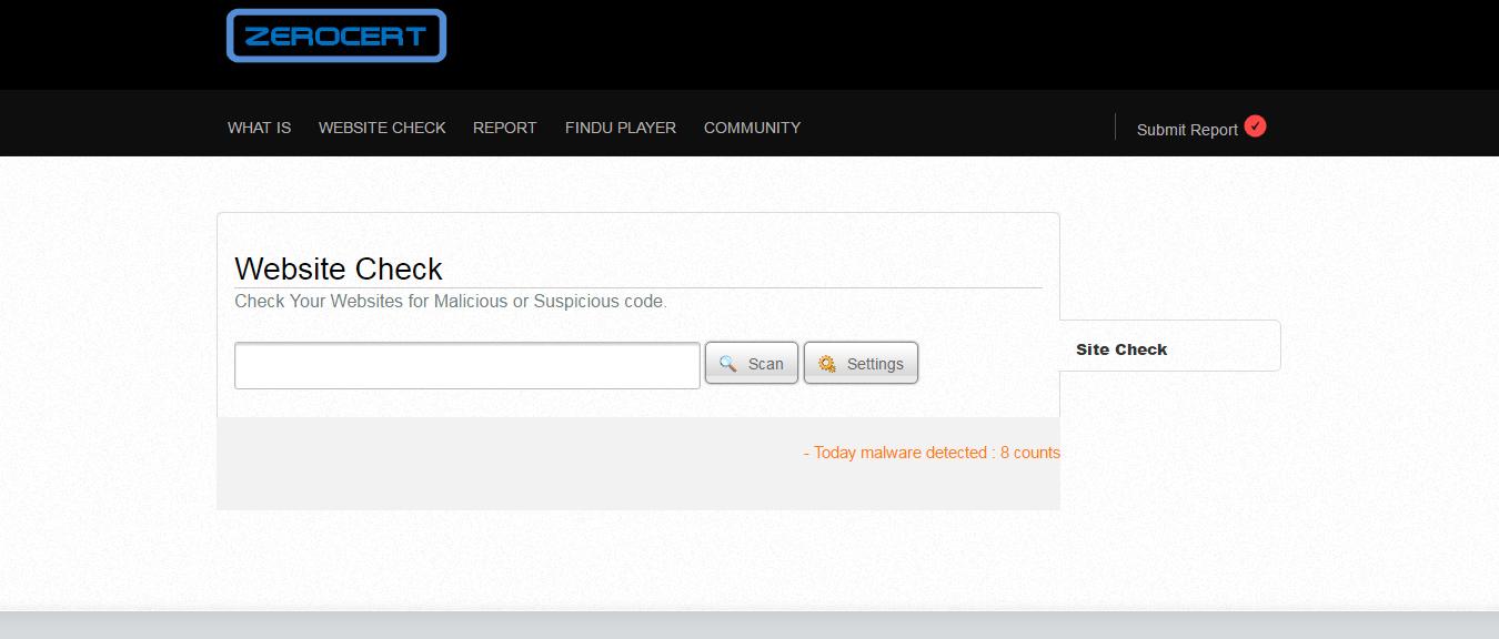 threat-zero-zerocert-free-online-url-scanner