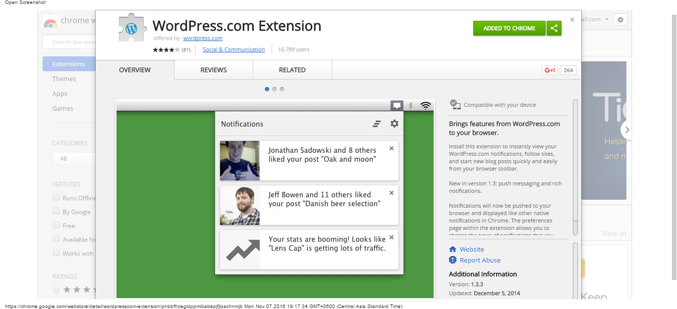 wordpress-com-extension-chrome-web-store