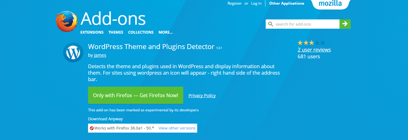wordpress-theme-and-plugins-detector-add-ons-for-firefox