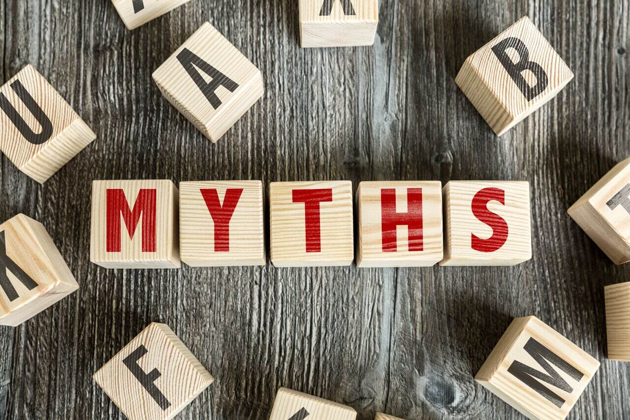 top WordPress myths