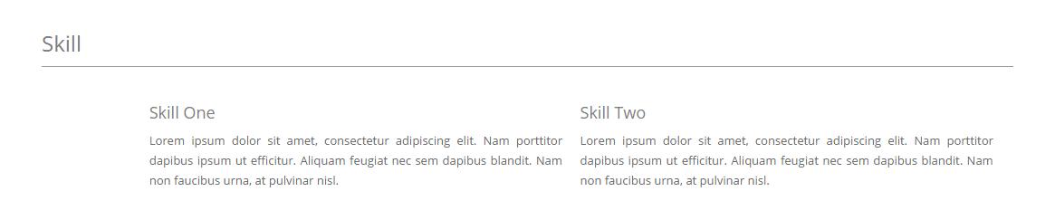 skill 2