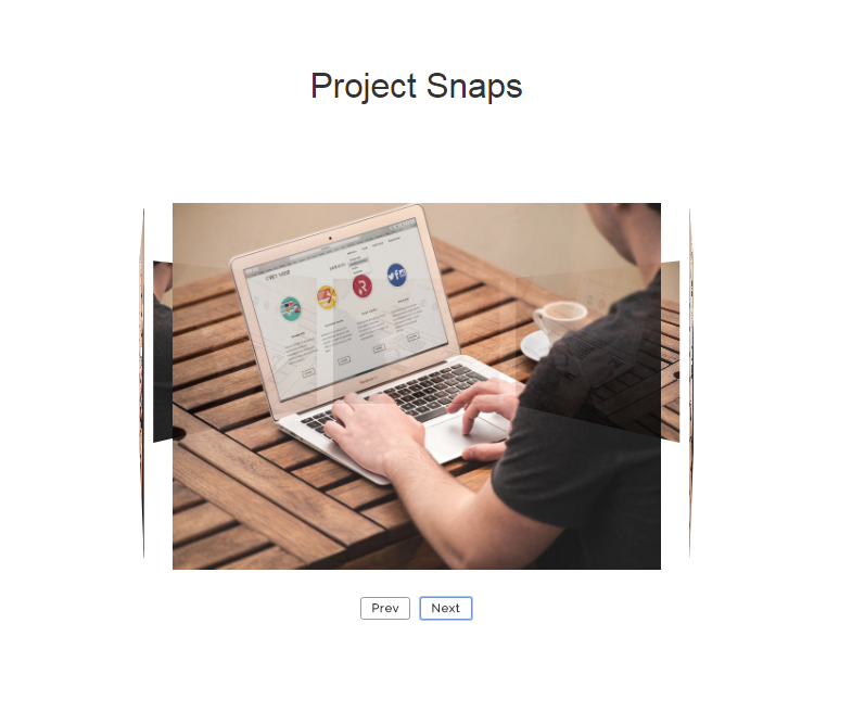 Projects Widget Two