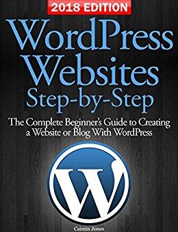 learn wordpress step by step pdf