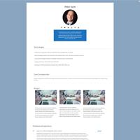wptheme-resumee-demo-nine-screenshot